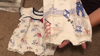 Adorable Children Salon Reborn Baby Clothes Haul!