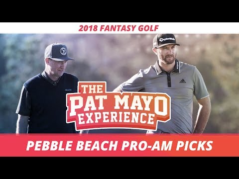 Fantasy Golf Picks: 2018 AT&T Pro-Am Pebble Beach Picks, Sleepers + Super Bowl 52 Recap
