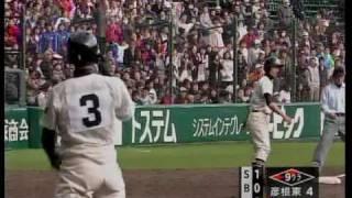 第81回センバツ 習志野高校サヨナラ勝ち