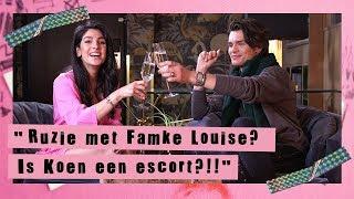 Koen Kardashian over seks met bekende Nederlandse mannen - Gossip s3 afl2 - Anna Nooshin