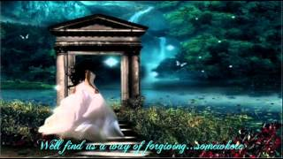 Barbara Streisand - Somewhere - Lyrics
