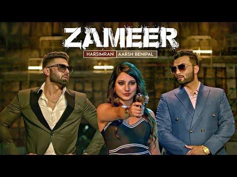 "Zameer: Aarsh Benipal, Harsimran (Full Video) ""Punjabi Songs 2017""   T-Series Apnapunjab"