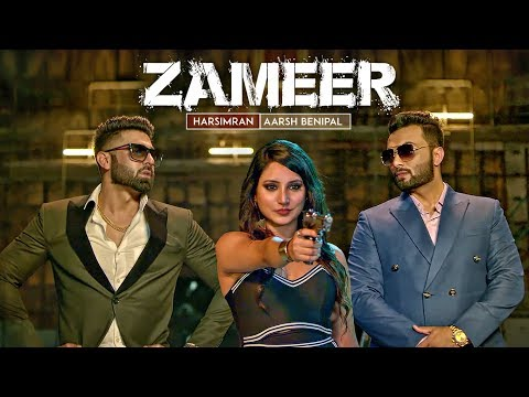 "Thumbnail: Zameer: Aarsh Benipal, Harsimran (Full Video) ""Punjabi Songs 2017"" 