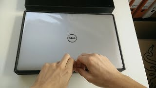 Dell XPS 15 (9560) - Unboxing