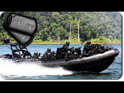 Project Reality v1.49 ► Operation Mad Tsunami (Full Round)