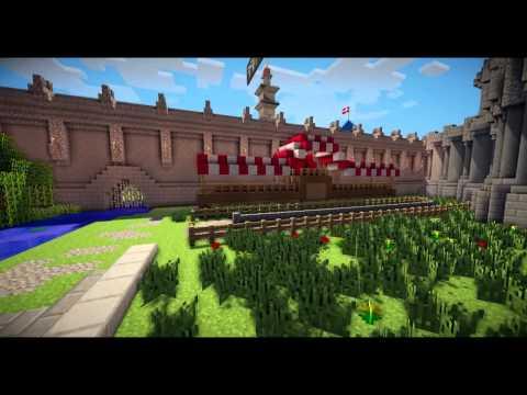 NetPartyFyn, Minecraft Creative