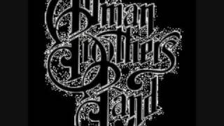 The Allman Brothers Band  - Win, Lose, or Draw