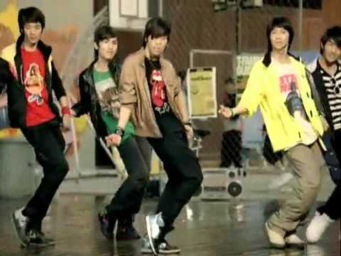 Shinee- Replay [Musik Video]