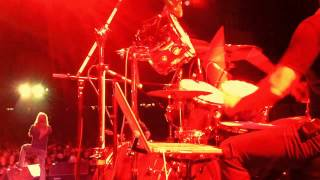 Scott Rockenfield - Queensryche - Eyes of a Stranger - Rockin The Rivers 8.9.14