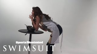 Solveig + Chocolate Syrup | SwimDaily Raw | Sports Illustrated Swimsuit