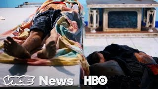 Duterte's Test & Going Home After Harvey: VICE News Tonight Full Episode (HBO)