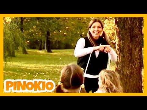 Míša Růžičková - Pinokio Cvičíme s Míšou 2