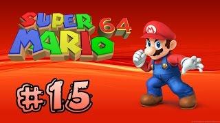 Super Mario 64 #15 - Haunted House !