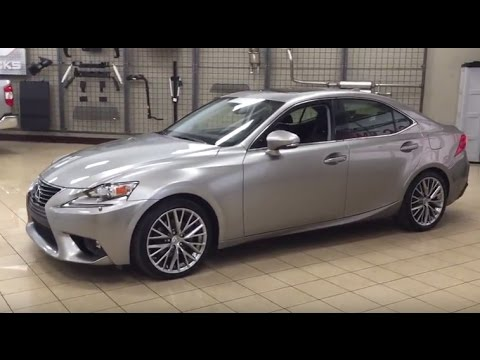 2015 Lexus IS 250 Review