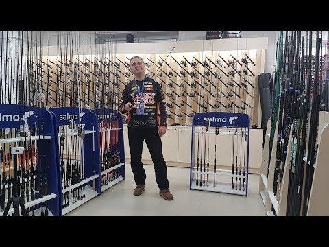 Какие спиннинги выбирает Чемпион Беларуси по спиннингу Юрий Юрченко