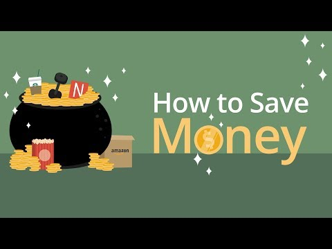 How to Save Money [Quickly!] | Brian Tracy