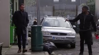 Eastenders - Vincent Warns Mick About Phil And Aiden - Monday 1st January 2018 thumbnail
