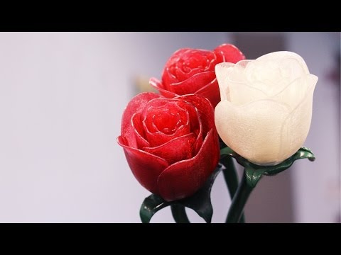 Happy Valentine's Day | 3D Printed Roses