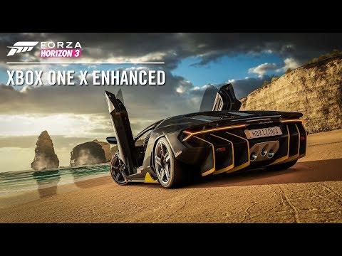 Forza Horizon 3 mejorado para Xbox One X | Tráiler thumbnail