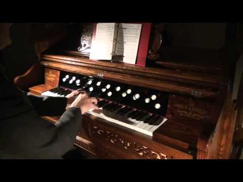 The Battle Hymn of the Republic - Karn Reed Organ