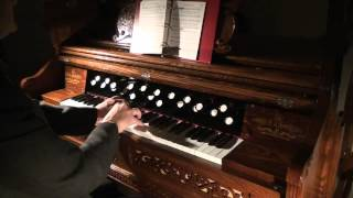 The Battle Hymn of the Republic - Karn Reed Organ