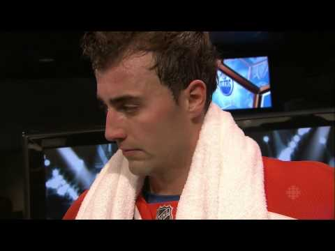 Eberle says something awkward
