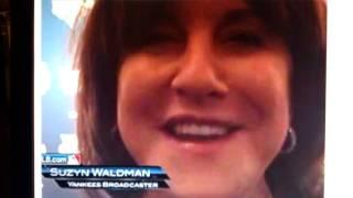 Fire Suzyn Waldman