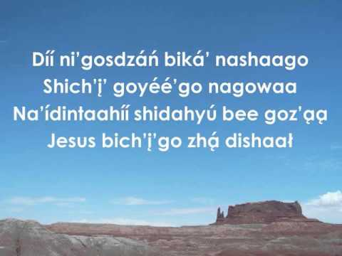 Where Could I Go? (Navajo and Apache Hymnal Lyrics)