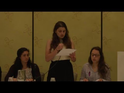 Moot Beit Din 2016: Cardozo Division - American Hebrew Academy