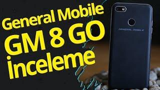 General Mobile GM 8 GO inceleme