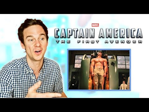 Doctor Breaks Down Medical Science in CAPTAIN AMERICA and THE AVENGERS movie   Doctor Reacts