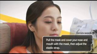 ?????? ???????(Asiana Airlines in-flight safety video)