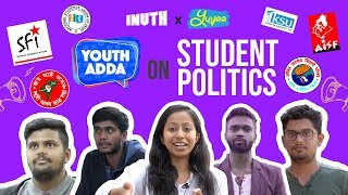 Youth Adda: How Does Student Politics Work? | Elections 2019