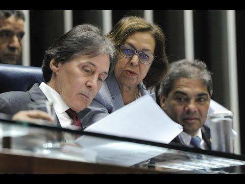 Eunício anuncia debate sobre segurança pública em Plenário, na próxima terça-feira