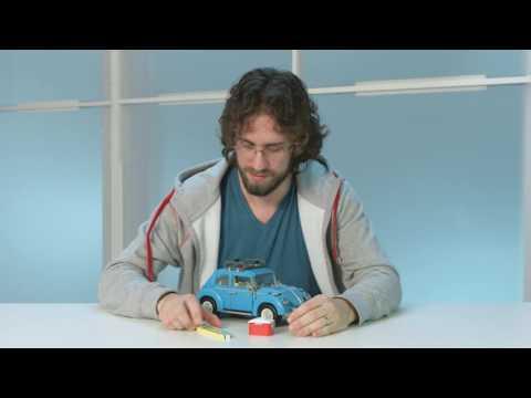 LEGO Designer Videos 10252 Volkswagen Beetle