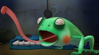 LARVA - CONCERT | Cartoon Movie | Cartoons For Children | Larva Cartoon | LARVA Official