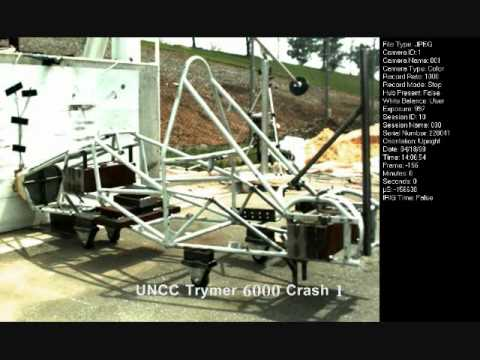 FSAE Front Impact Attenuator - UNC Charlotte - YouTube