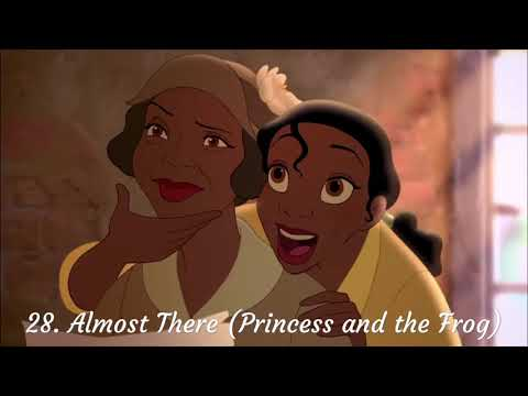 Top 50 Disney songs 34 18