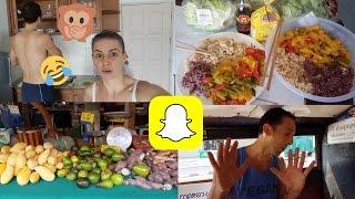 Snapchat Story Vlog | Drugs, Booze, Hangovers