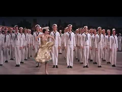[HQ] Hallelujah! Reprise (Hit the Deck-1955)