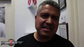 Robert Garcia on Mayweather vs McGregor