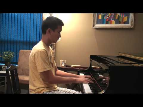 ☺ That Should Be Me - Justin Bieber Piano Cover - Terry Chen