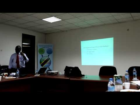 """Smart Partners Tanzania Meeting 22/08/2012: """"Lessons From Lesotho & Swaziland"""""""