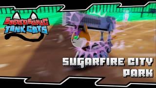 Sugarfire City Park Soundtrack Revelealed – Supersonic Tank Cats