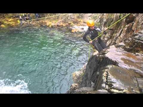 Canyoning Rio de Frades | 12 Outubro 2014