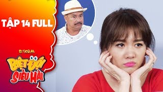 Biệt đội siêu hài | Tập 14 full: Hari Won, Pompatama