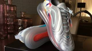 Inmersión Sabroso importar  Nike Air Max 720