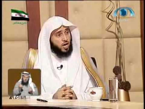 حكم خاتم التسبيح أو عداد اﻹستغفار عبدالله السلمي Youtube