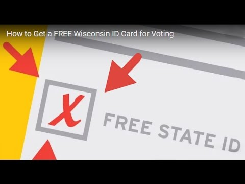 How do I get a free state ID card? | BRING IT TO THE BALLOT