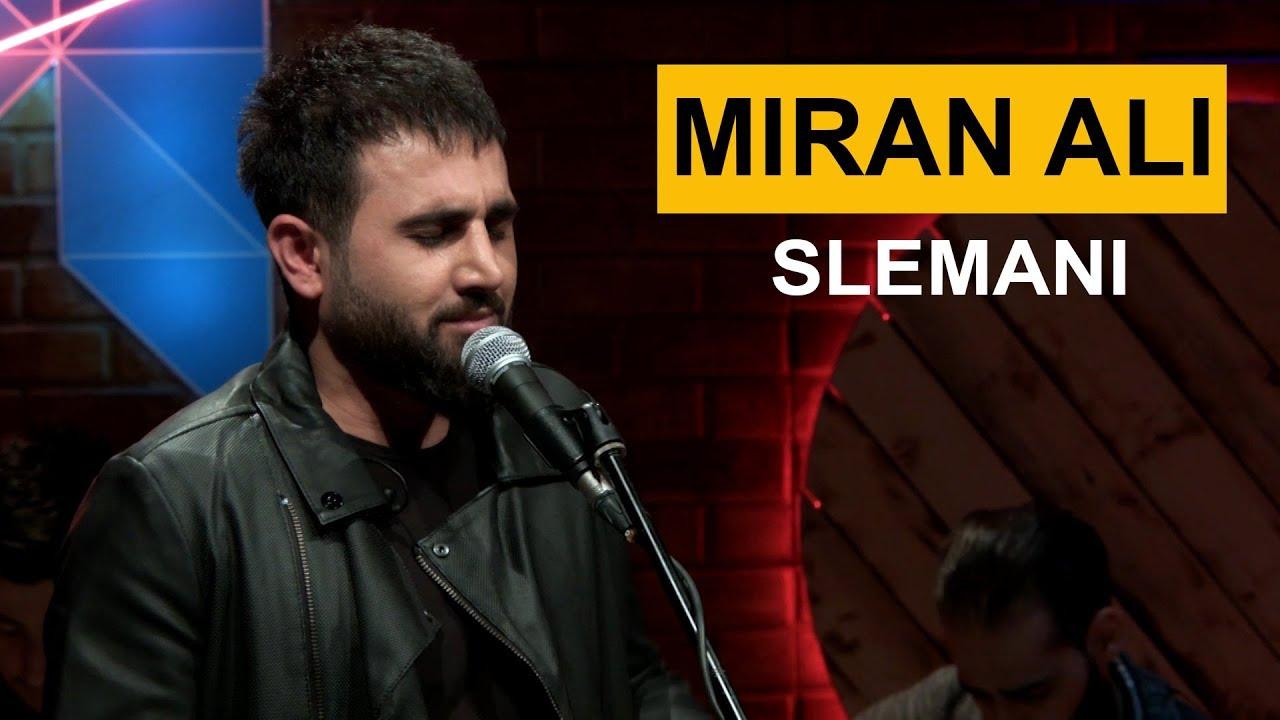 Miran Ali - Slemani (Kurdmax Acoustic)